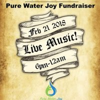 An Evening to Benefit Pure Water Joy presented by Ancient Mariner at Ancient Mariner, Manitou Springs CO