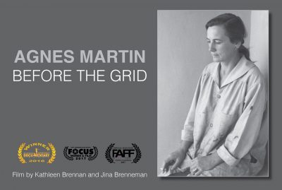 Director's Talk and Screening of 'Agnes Martin Bef...