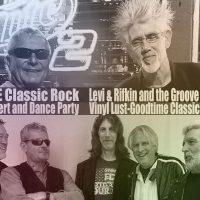 Spring Rockfest with Levi & Rifkin and Vinyl Lust