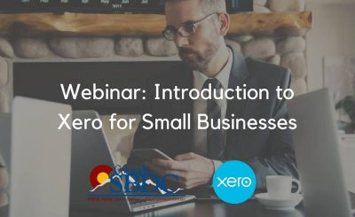 Webinar: Introduction to Xero for Small Businesses...