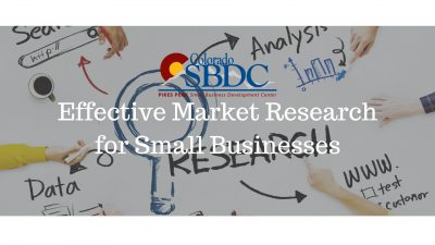 Effective Market Research for Small Businesses