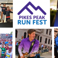 Pikes Peak Ascent & Marathon Run Fest