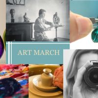 The Art March in Old Colorado City