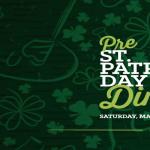 Pre St. Patrick's Day Beer Dinner