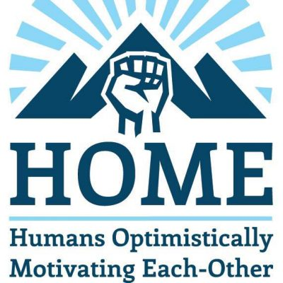 HOME: Humans Optimistically Motivating Each-Other