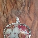 Inclusions in Silver Clay Jewelry