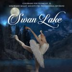 Swan Lake presented by Colorado Ballet Society at Ent Center for the Arts, Colorado Springs CO