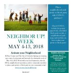 Council of Neighbors and Organizations Annual Fundraiser