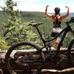 MTB with Stacy located in Colorado Springs CO