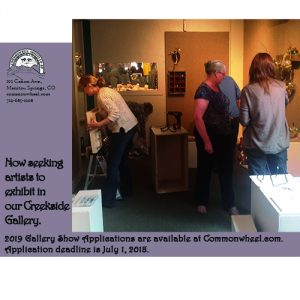 Call for Applications: Commonwheel's 2010 Galler...