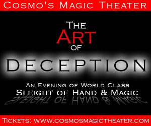 'The Art of Deception' Magic and Sleight of Hand