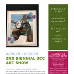 2nd Supported Community Connections SCC Art Show!
