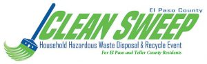 El Paso County Clean Sweep Household Hazardous Waste Disposal & Recycle Event