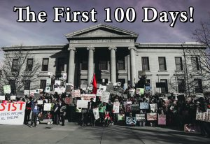 'The First 100 Days!'