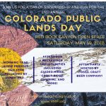 2nd Annual Colorado Public Lands Day Celebration