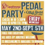 Pedal Party: A Community Bike Ride