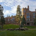 Glimpse of History: Glen Eyrie, Home of William Jackson Palmer