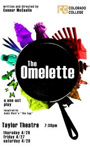 The Omelette - a one-act mortality play