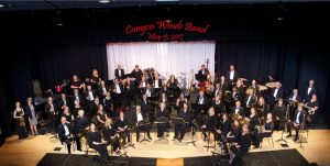 Canyon Winds Spring Band Concert presented by Canyon Winds Band at Coronado High School Auditorium, Colorado Springs CO