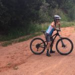 Mountain Bike with More Confidence and Control