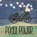 Pedal Power Painting Party