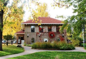PPLD: Manitou Springs Library located in Manitou Springs CO