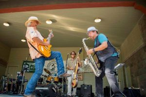 Paint The Town Blue: BJ Esters and Route 61