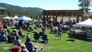 Pikes Peak Brass Band presented by Woodland Music Series at Ute Pass Cultural Center, Woodland Park CO