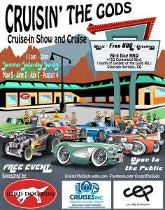 Cruisin' The Gods: Cruise In Show and Cruise