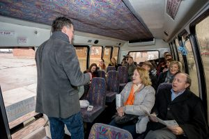 December Free First Friday Shuttle Bus