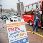 November Free First Friday Shuttle Bus