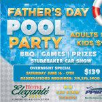 Father's Day Pool Party