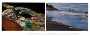 'Landscape and the Living': Works of Angie Schwick...