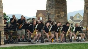 Music on the Labyrinth: Academy Jazz Ensemble