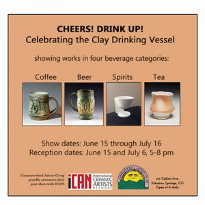 Cheers! Drink up! Celebrating the Clay Drinking Ve...