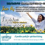 Unity Health Fair presented by Unity Spiritual Center in the Rockies at ,