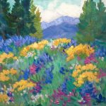 'A Colorado Summer' presented by Laura Reilly Fine Art Gallery and Studio at ,
