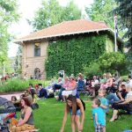 Manitou Springs Library Lawn Concert Series 2018