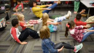 Summer Fun: Yoga Storytime & Songs