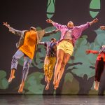 David Dorfman Dance: Aroundtown