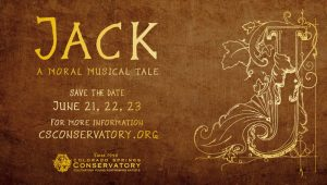 Jack, A Moral Musical Tale