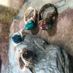 Earth Exressions: Wire-Wrapped Rings Jewelry Class presented by Colorado Springs Fine Arts Center at Colorado College at Bemis School of Art at the Colorado Springs Fine Arts Center at Colorado College, Colorado Springs CO