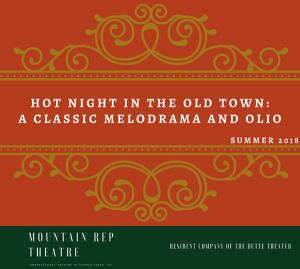 'Hot Night in the Old Town'