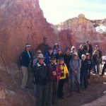 National Trails Day Hike at the Paint Mines