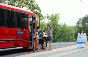 July Free First Friday Shuttle Bus presented by Cultural Office of the Pikes Peak Region at ,