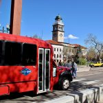 August Free First Friday Shuttle Bus