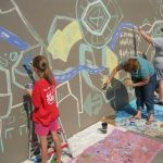 Summer Community Art and Mural Program presented by Concrete Couch at ,