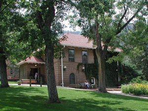 PPLD – Manitou Springs Public Library located in Manitou Springs CO