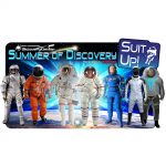 Suit Up! Astronaut Yoga Day
