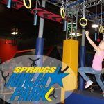 Kids Ninja Warrior Cmpetition presented by Springs Trampoline Park at ,